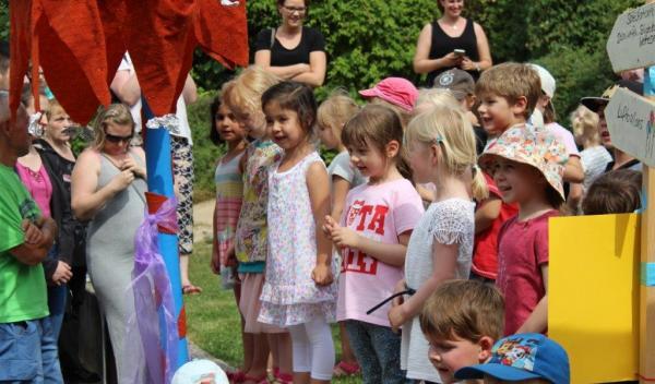 Sommerfest 40 Jahre Annen