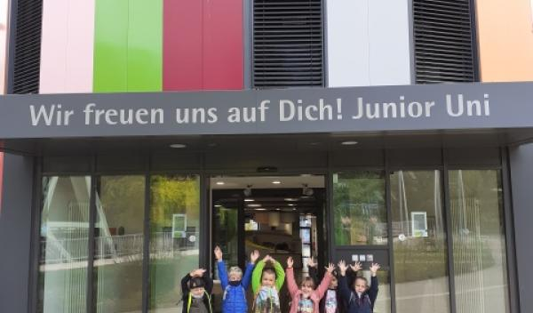 Junior Uni in Wuppertal