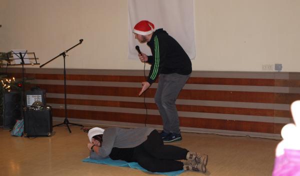 Die Tanzmäuse feiern Weihnachten mit dem AWO Ortsverein