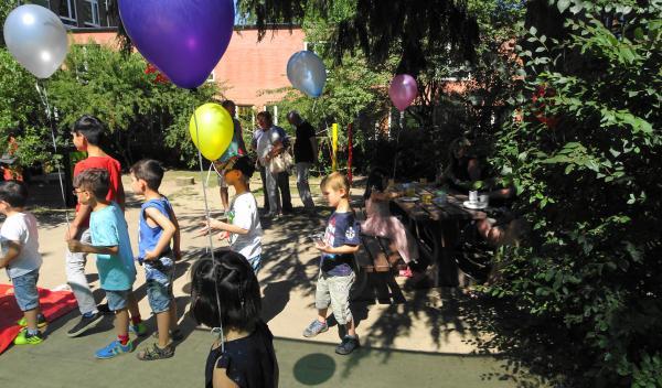 Tolle Luftballons