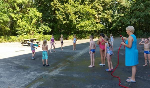 Wasserspaß in den Sommerferien